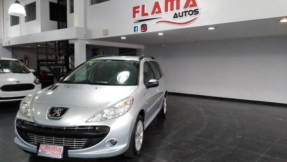 Peugeot 207 2.0 Sw Hdi Xt 2009 Permuto Financio