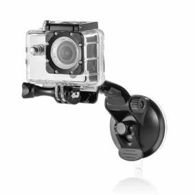 Suporte De Sucção Para Câmera De Ação Preto - Es069