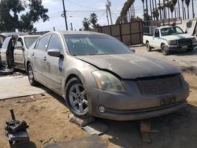 Nissan Maxima 2005 V6 3.5 Lit Atm Solo Venta De Partes