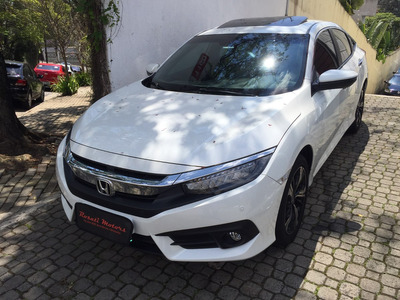 Honda Civic 1.5 Touring Turbo Aut. Okm A Pronta Entrega