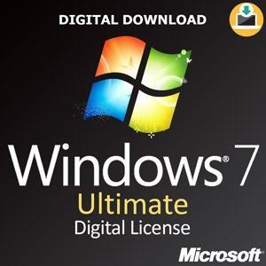 Licença Windows 7 Ultimate 32/64 Bits Envio Imediato +nota.f