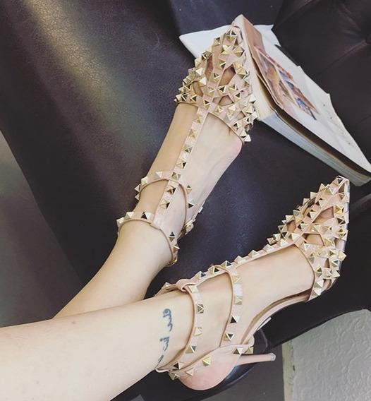 Sapato Grife Valentino Garavani Inspired