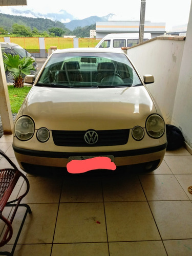 Polo Sedan 2005 1.6 Flex Dir Hidr Trava Alarme 5 Portas
