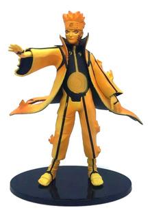 Figuras Naruto Shippuden N° 30 Naruto Modo Chakra De Kurama