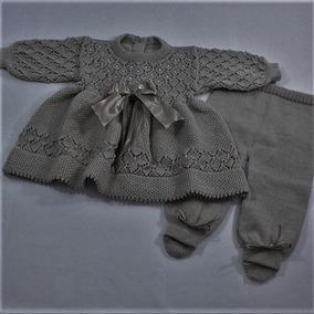 Vestido Calça Capa Tuk Bebê Saída Maternidade Festa Ref. 211