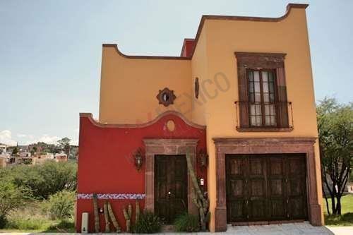 Renta De Casa En San Miguel De Allende, Vive El Estilo