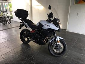 Kawasaki Vesys 2013 Como Nueva, Muchos Accesorios 2013