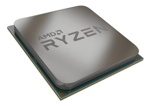 Procesador gamer AMD Ryzen 7 3800X 100-100000025BOX de 8 núcleos y 3.9GHz de frecuencia