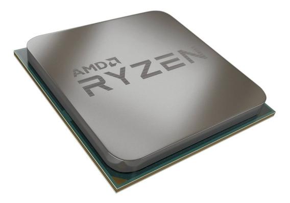 Procesador gamer AMD Ryzen 7 3800X 100-100000025BOX de 8 núcleos y 4.5GHz de frecuencia