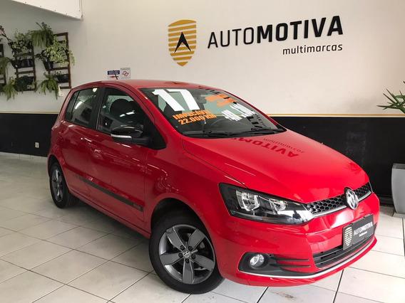Volkswagen Fox Run 1.6 2017 Único Dono
