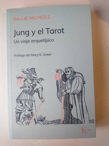 Imagen 1 de 1 de Jung Y El Tarot Sallie Nichols