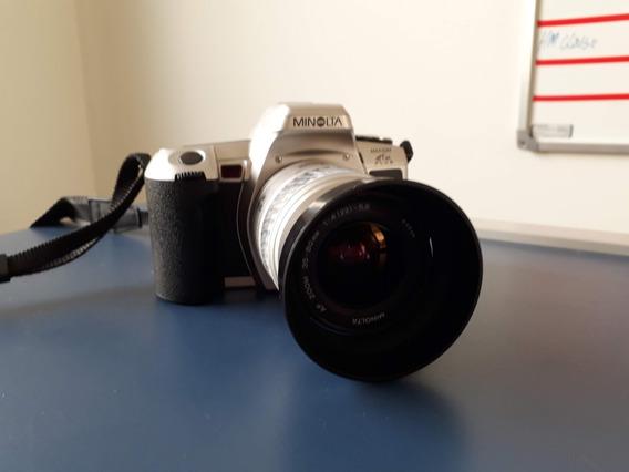 Câmera Fotográfica Minolta Maxxum Ht Si Plus 35mm