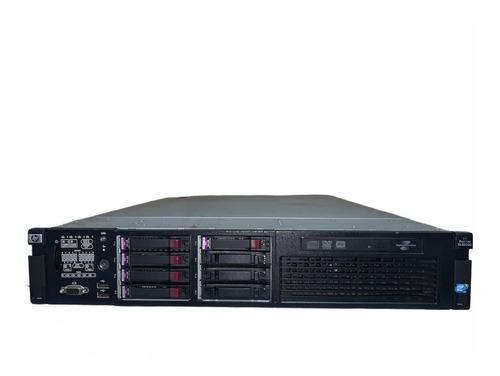 Servidor Hp Proliant Dl380 G6 Intel Quad 32gb 5x146gb Hd Sas