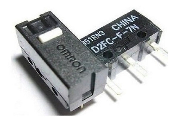 Microswitch Para Mouse Deathadder 2013 E Outros (2 Unidades)
