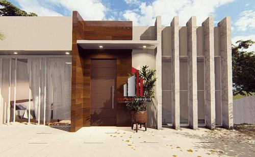 Imagem 1 de 21 de Chácara Com 4 Dormitórios À Venda, 1320 M² Por R$ 1.849.000,00 - Igaratá - Igaratá/sp - Ch0009