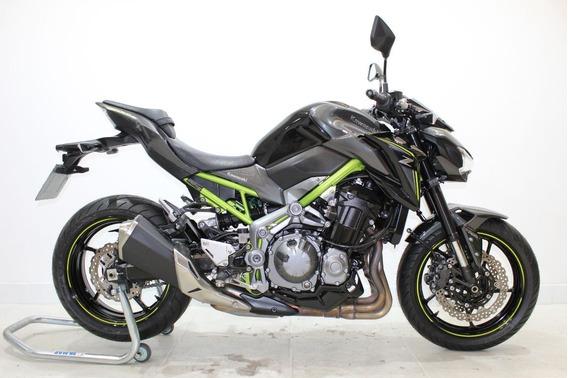 Kawasaki Z 900 Abs 2018 Cinza