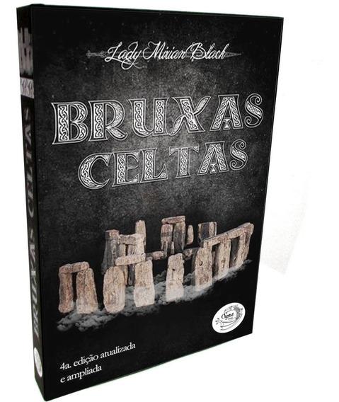 Livro Bruxas Celtas - Lady Mirian Black