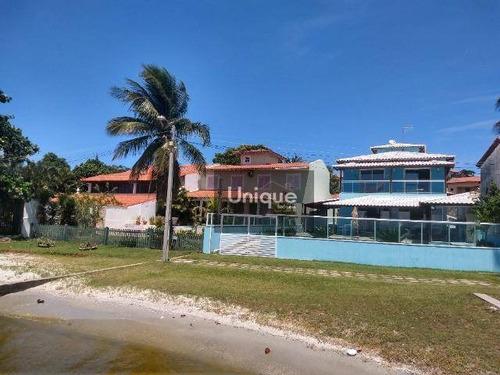 Casa Com 7 Dormitórios À Venda, 340 M² Por R$ 1.250.000,00 - Boqueirão - São Pedro Da Aldeia/rj - Ca1094