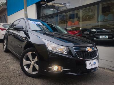 Chevrolet Cruze Sport 1.8 Lt Ecotec Aut Preta - 2014