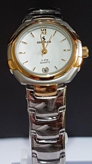 Relógio Seculus Feminino R20029ln01