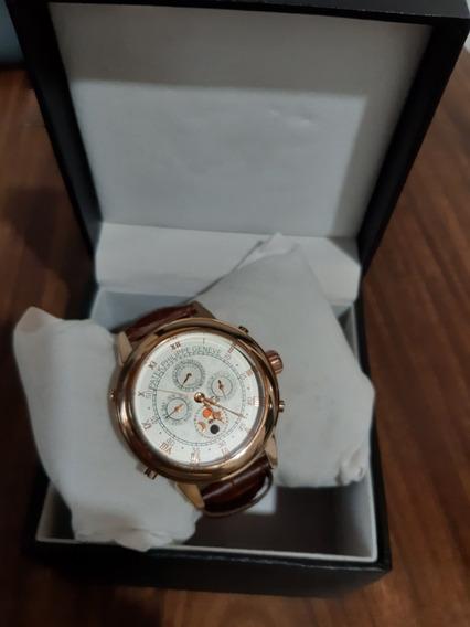 Relógio Patek Philippe Dual Face