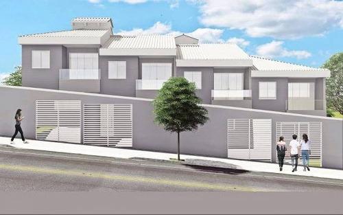 Casa Geminada Com 3 Quartos Para Comprar No Itapoã Em Belo Horizonte/mg - 4185