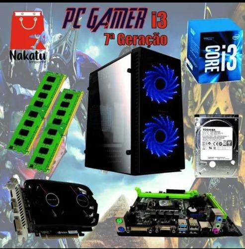 Imagem 1 de 1 de Pc Gamer 7a Geração