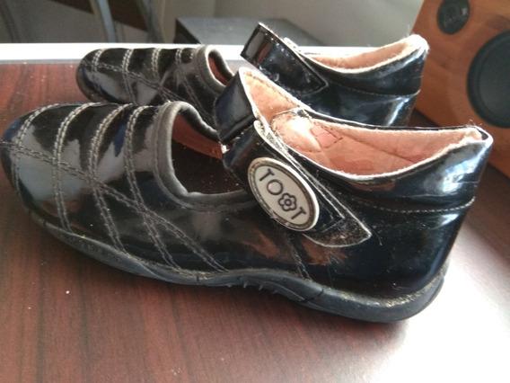 Zapatos Charol Guillermina Toot Nro 23