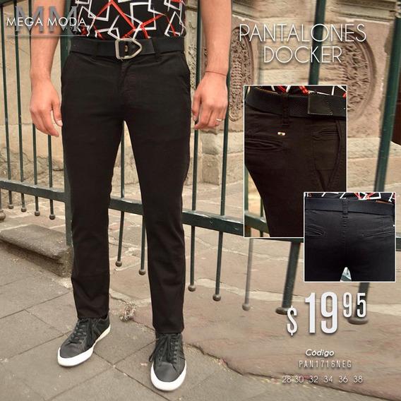Colección Pantalones Docker Para Caballeros