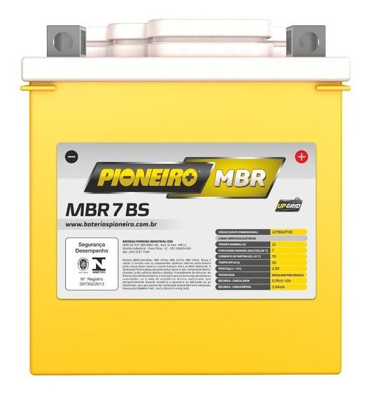 Bateria Moto Xtz 250 Teneré Yes 125 Cbr 300 Cbx 250 Twister