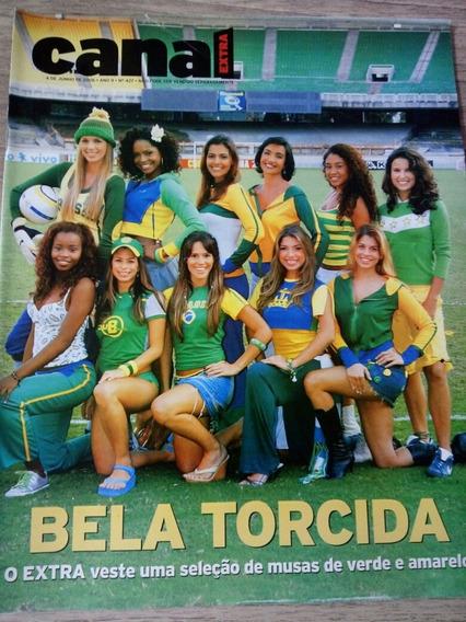 Revista Canal Extra 427 Adriana Bombom - Maitê Proença
