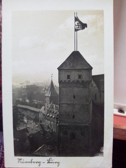 Foto Postal Segunda Guerra Mundial