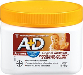 Pote A+d Pomada Ointment Creme Pote A + D 454g