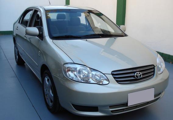 Corolla 1.8 Xei 4p Aut. 2004 Whast 11 9 7407 3021