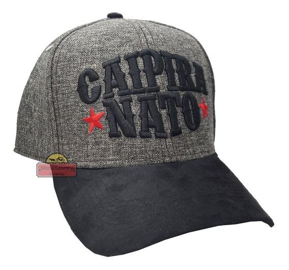 Boné Country Cowboy - Caipira Nato