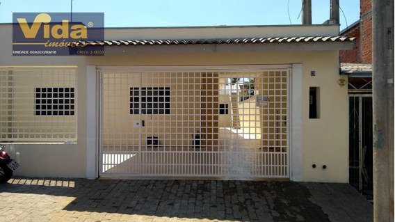 Casa Térrea Em Parque São Bento - Sorocaba - 40957