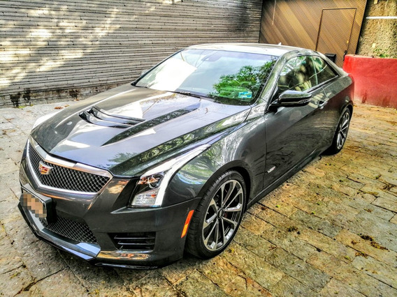 Cadillac Ats 3.6 Coupe V At 2016