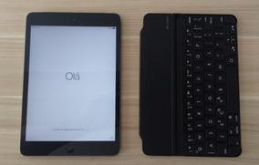 iPad Mini 2 7,9 Pol 64 Gb / Wi-fi + 4g / A1490 + Teclado