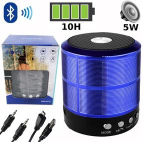 Caixa De Som Bluetooth Caixinha Portátil Mp3 Caixa Amplifica