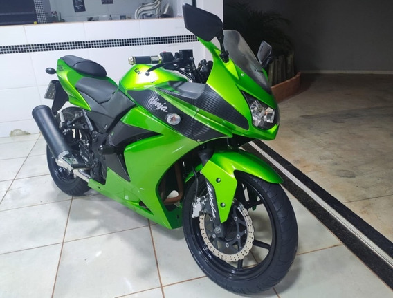 Ninja 250cc, Ano 2012, Impecável