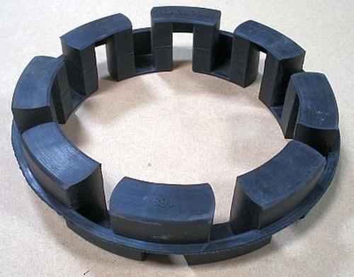 Elemento Flexível De Garras - Gs 168 - E 168 - Gr 168