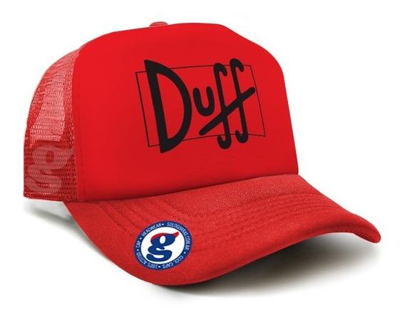 Gorra Trucker Cerveza Duff Los Simpson