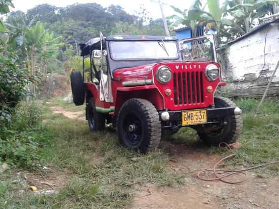 Jeep Willys Campero