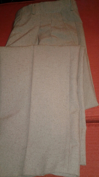 Pantalon De Vestir Talle 46