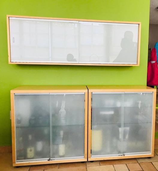 Muebles Para Bar Con Vidrio Templado