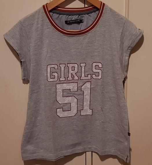 Remera Mujer Talle M - Girls 51