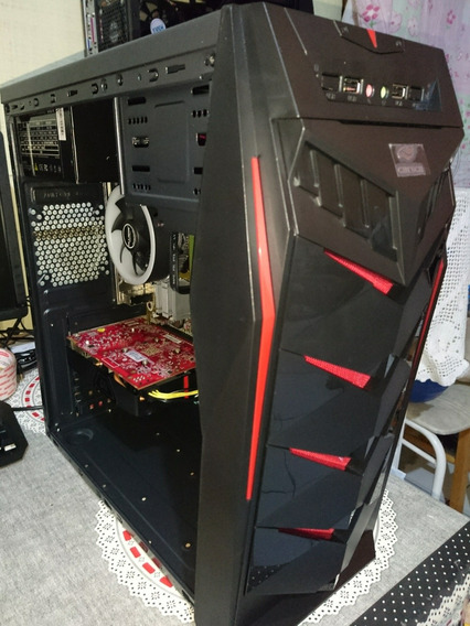 Computador Gamer Q9500 8gb Ssd 360gb R7 260x 2gb