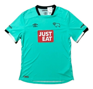 Camisa Derby County Umbro 2016/2017 Sambaquifut