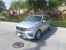Mercedes Benz Ml 350 Sport Aut. Piel, Quemacocos, Dvd