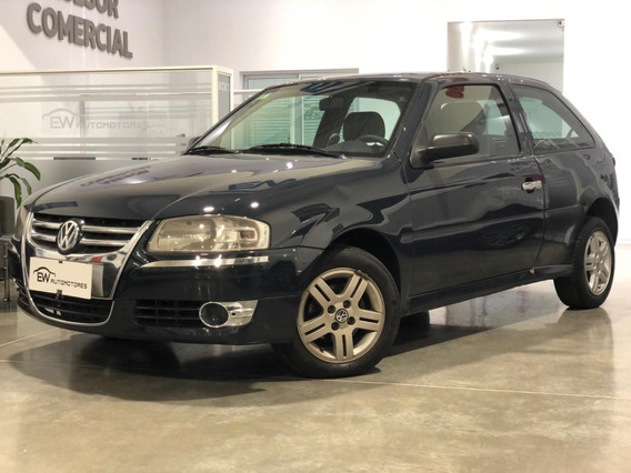 Volkswagen Gol Power 1.4 Azul Oscuro 100% Financiado